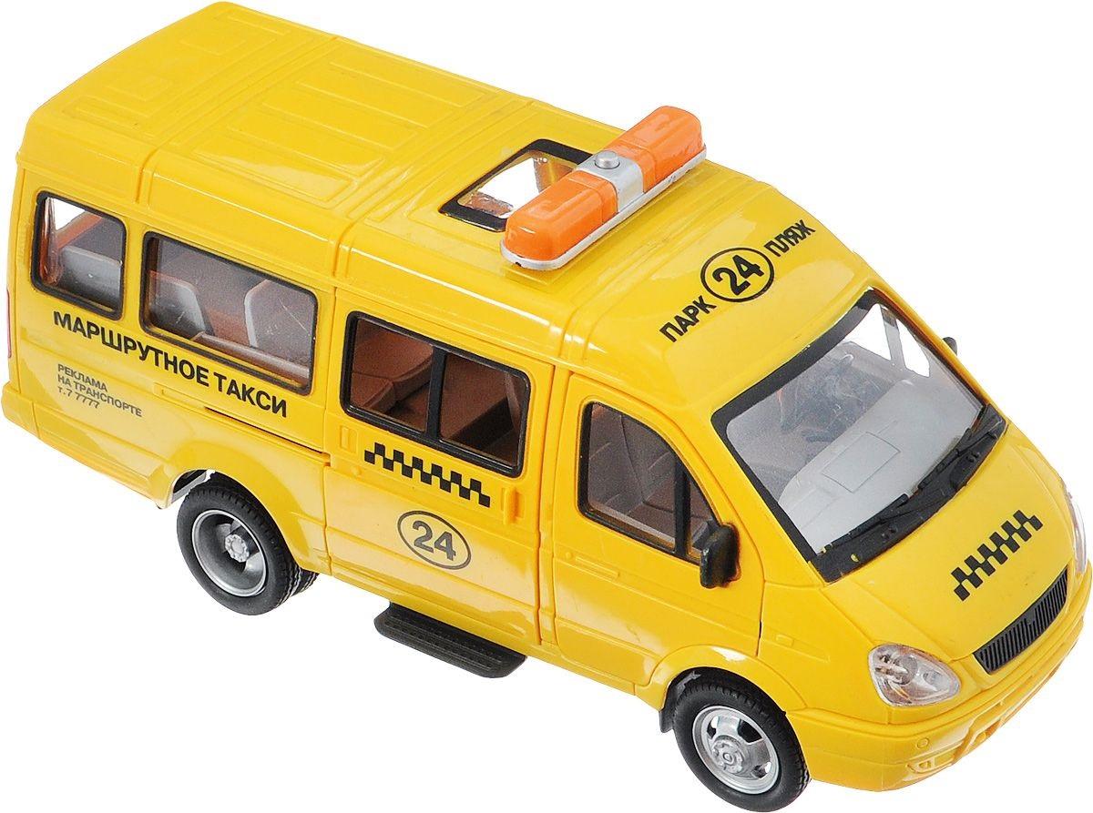 Инерционная газель -Taxi, свет, звукГазель<br>Инерционная газель -Taxi, свет, звук<br>