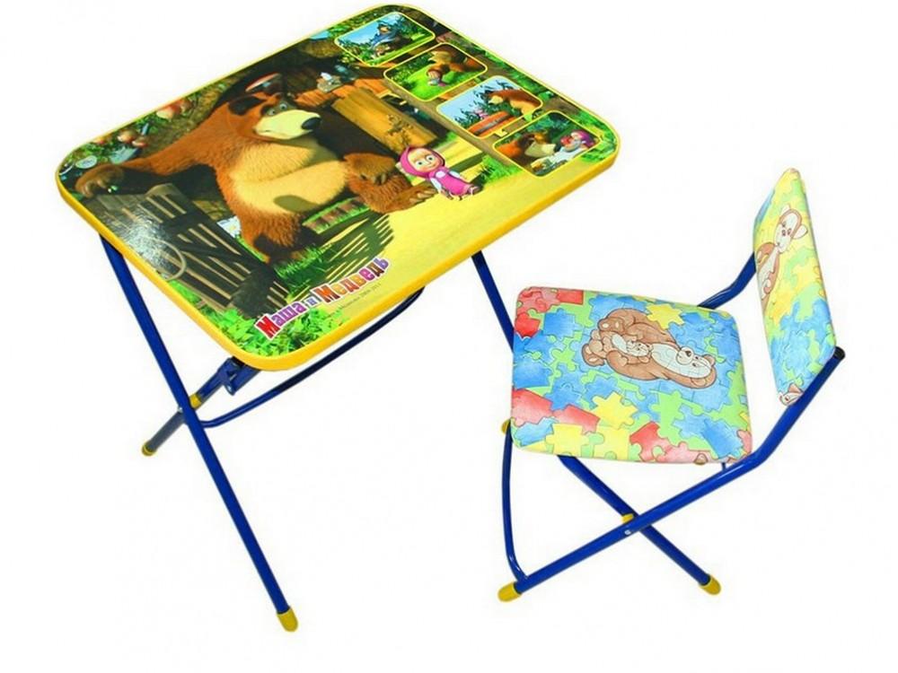 Набор детской мебели - Позвони мне из серии Маша и МедведьПарты<br>Набор детской мебели - Позвони мне из серии Маша и Медведь<br>