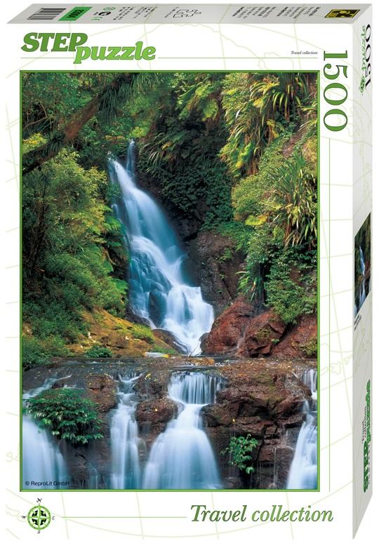 Пазл Водопад, 1500 элементовПазлы 1500 элементов<br>Пазл Водопад, 1500 элементов<br>
