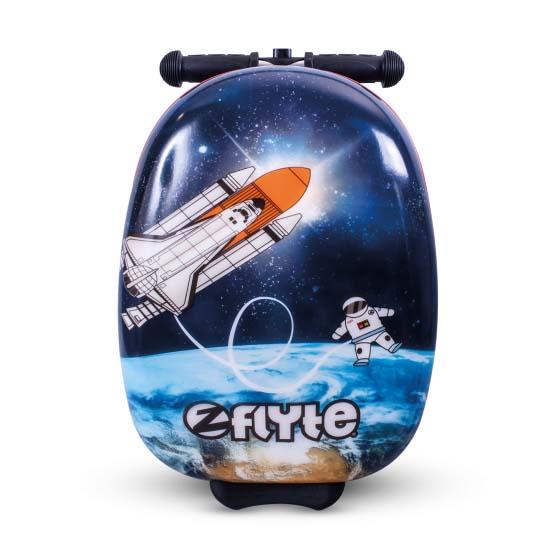 Самокат-чемодан - Космонавт