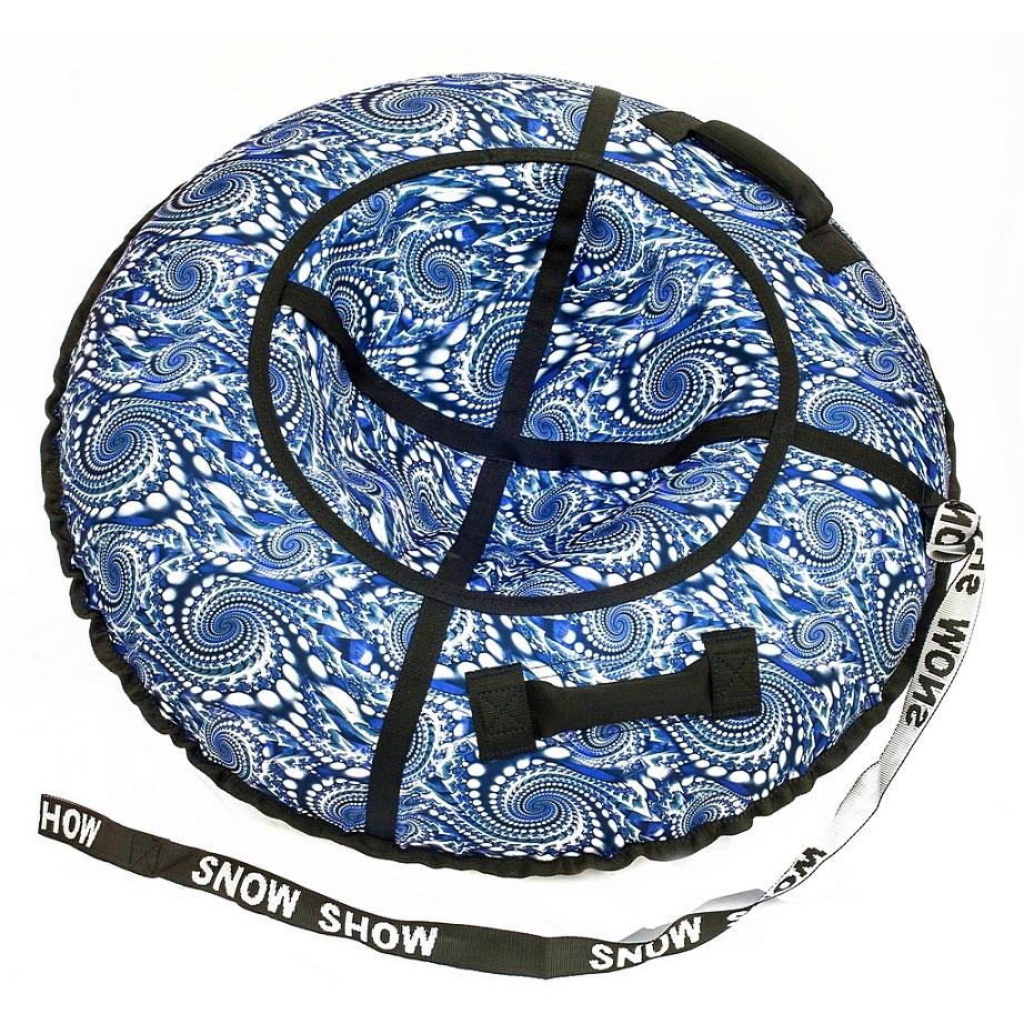 Санки надувные - Тюбинг RT - Жемчужины, диаметр 118 смВатрушки и ледянки<br>Санки надувные - Тюбинг RT - Жемчужины, диаметр 118 см<br>