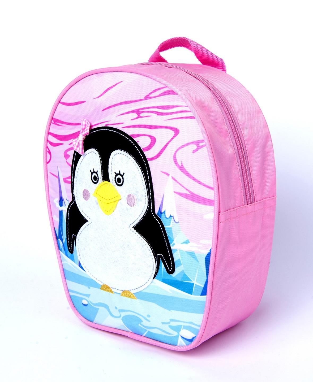 Рюкзачок малый - ПингвиненокДетские рюкзаки<br>Рюкзачок малый - Пингвиненок<br>