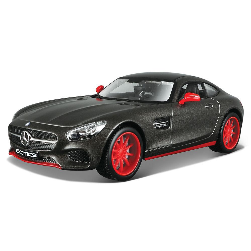 Модель автомобиля Mercedes Benz AMG GT, 1:24 по цене 1 378