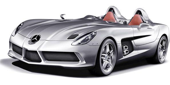 Mercedes SLR McLaren на радиоуправлении масштаб 1:12Машины на р/у<br><br>