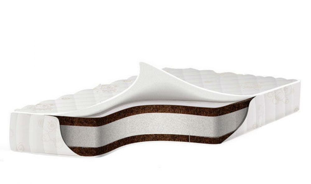Детский матрас премиум класса – EcoComfort, CottonМатрасы, одеяла, подушки<br>Детский матрас премиум класса – EcoComfort, Cotton<br>