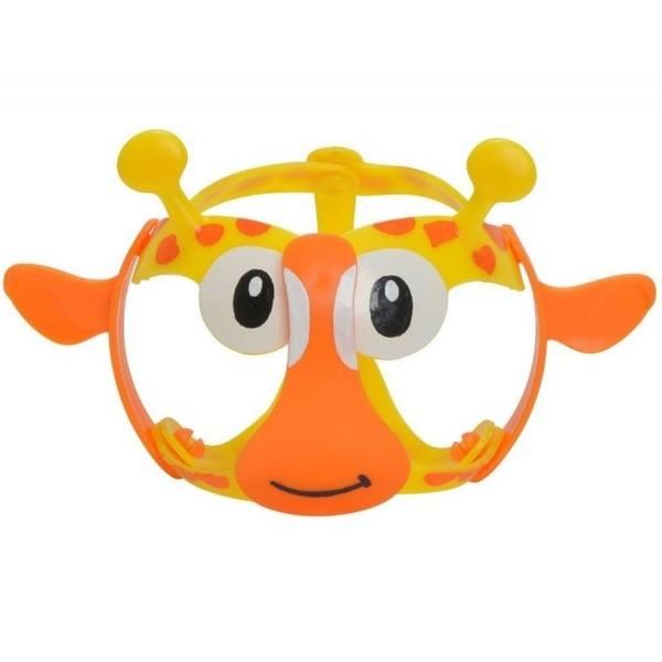 Развивающая стрейчевая игрушка – Жираф, 11 смРазвивающие игрушки Simba Baby<br>Развивающая стрейчевая игрушка – Жираф, 11 см<br>