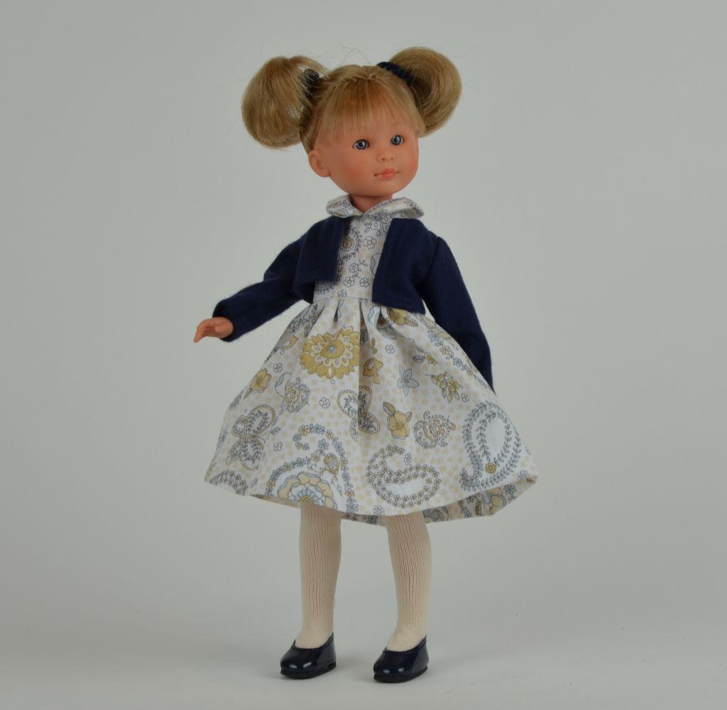Кукла Селия, 30 смКуклы ASI (Испания)<br>Кукла Селия, 30 см<br>