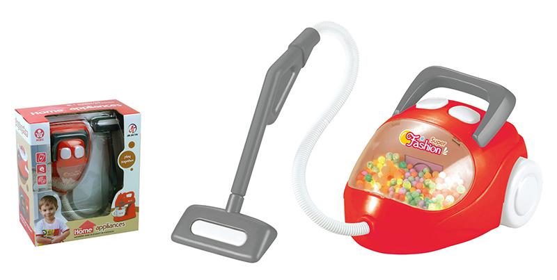 Детский пылесос – Помогаю маме, свет и звукАксессуары и техника для детской кухни<br>Детский пылесос – Помогаю маме, свет и звук<br>