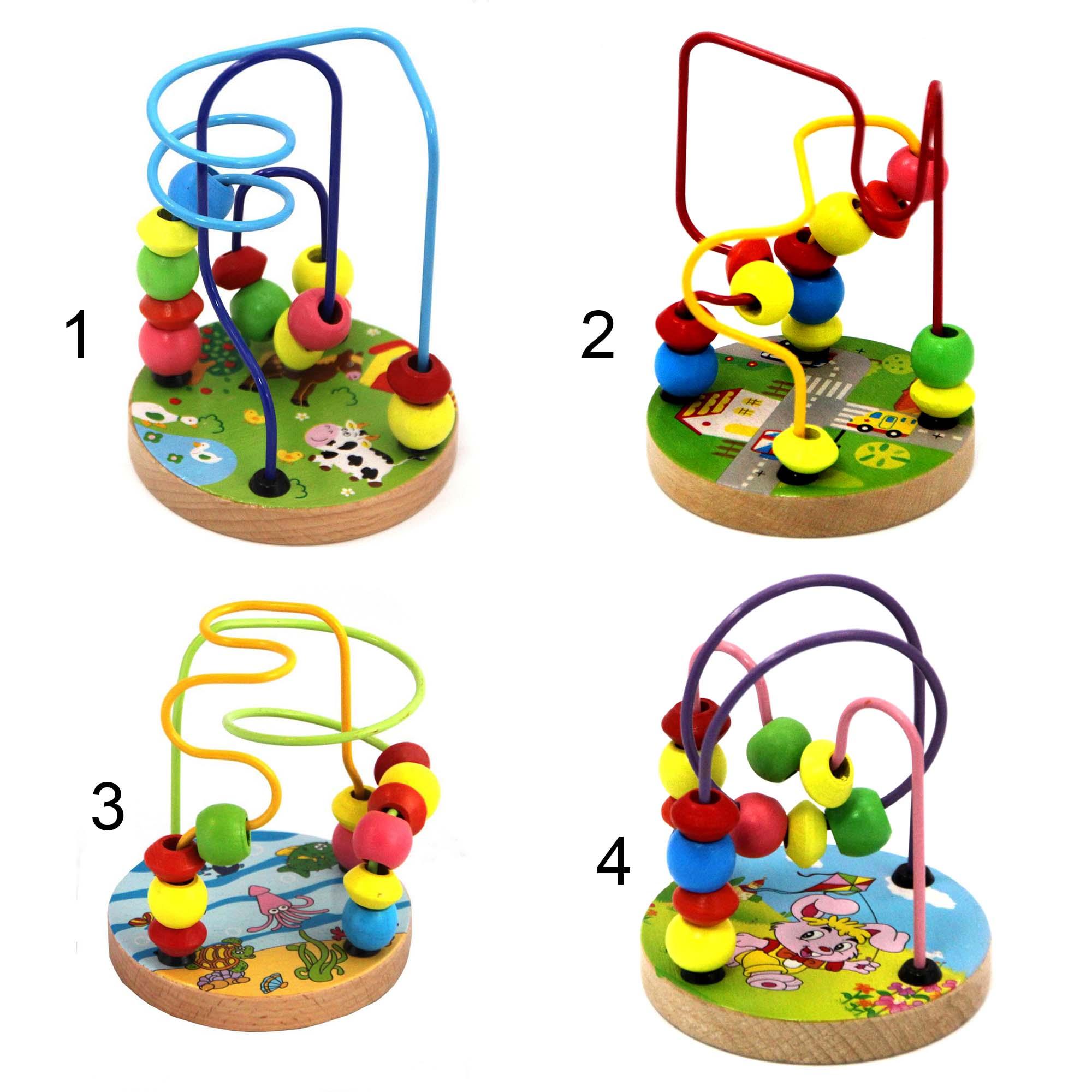 Деревянная игрушка - ЛабиринтЛабиринты<br>Деревянная игрушка - Лабиринт<br>