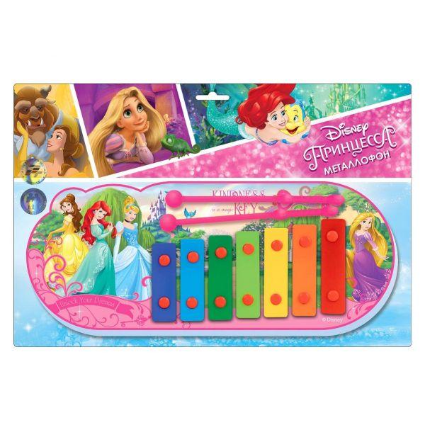 Металлофон Disney - ПринцессаКсилофоны<br>Металлофон Disney - Принцесса<br>