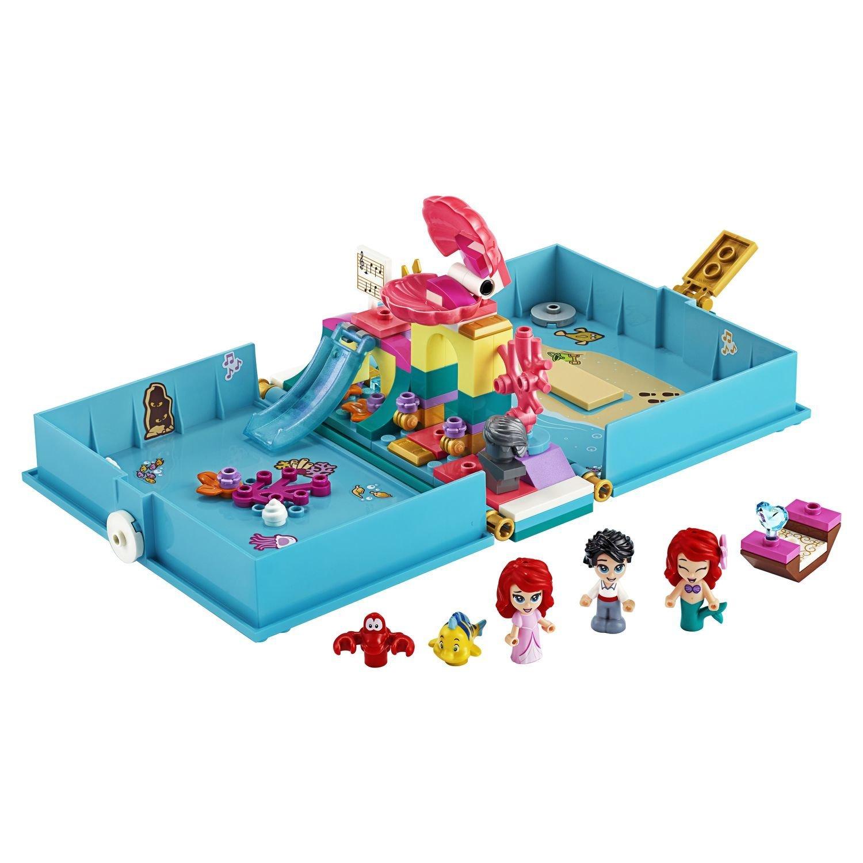 Конструктор Lego® Disney Princess - Книга сказочных приключений Ариэль