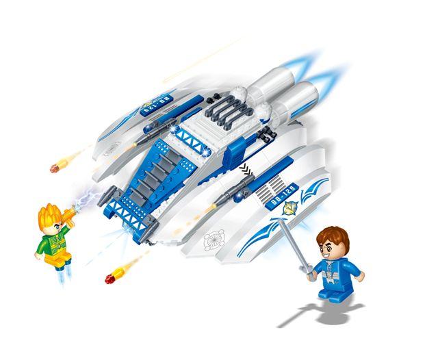 Космический летательный аппаратКонструкторы BANBAO<br>Космический летательный аппарат<br>