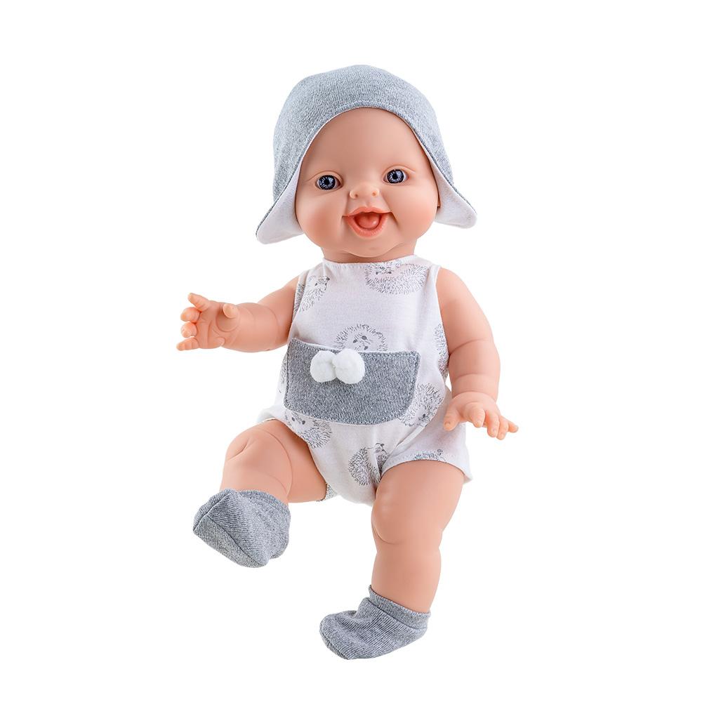Купить Кукла Горди Бруно, 34 см, Paola Reina