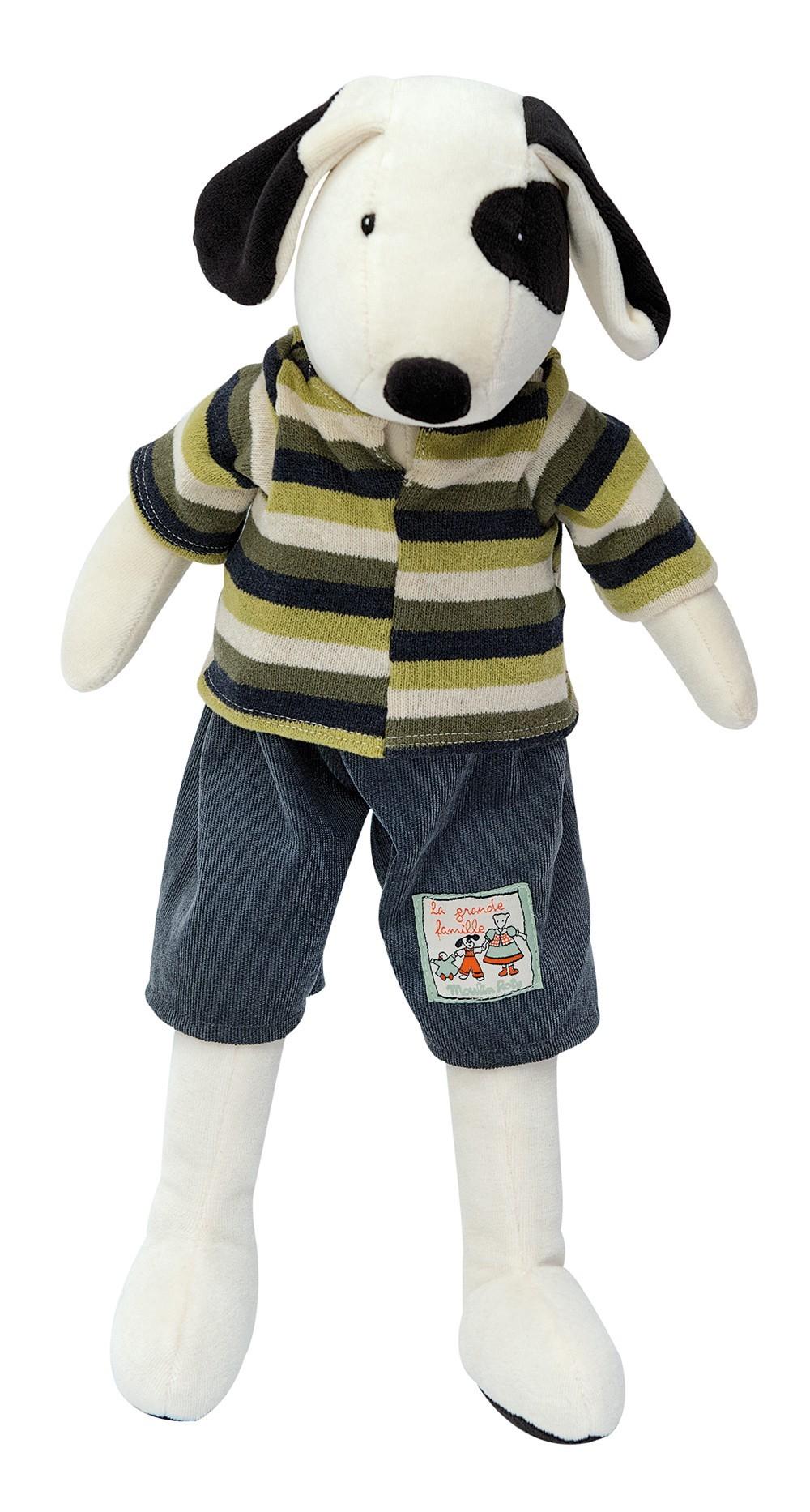 Мягкая игрушка – Собачка Джулиус, 50 см фото
