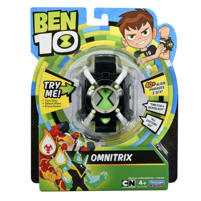 Детские наручные часы - Ben 10 - ОмнитриксДетские часы<br>Детские наручные часы - Ben 10 - Омнитрикс<br>