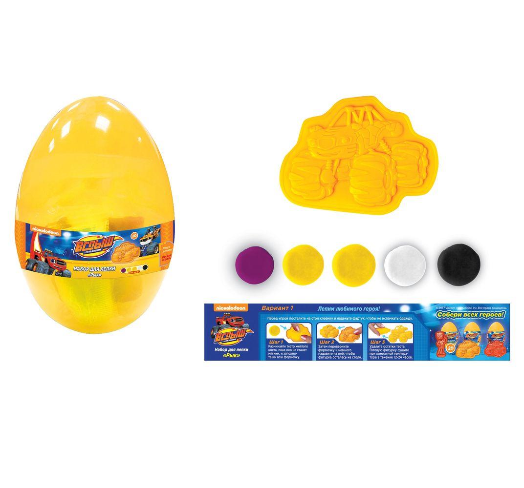 Набор для лепки ™ Вспыш - Рык, яйцоНаборы для лепки<br>Набор для лепки ™ Вспыш - Рык, яйцо<br>