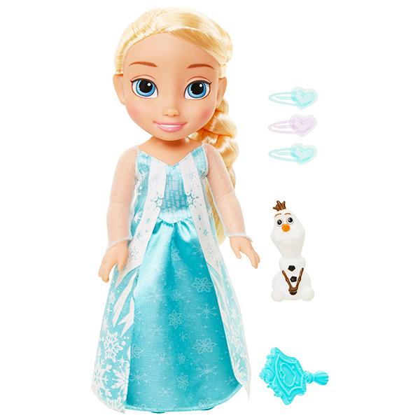 Кукла из серии Холодное Сердце - Принцесса Дисней Малышка Эльза с аксессуарами, 35 см.Куклы холодное сердце<br>Кукла из серии Холодное Сердце - Принцесса Дисней Малышка Эльза с аксессуарами, 35 см.<br>