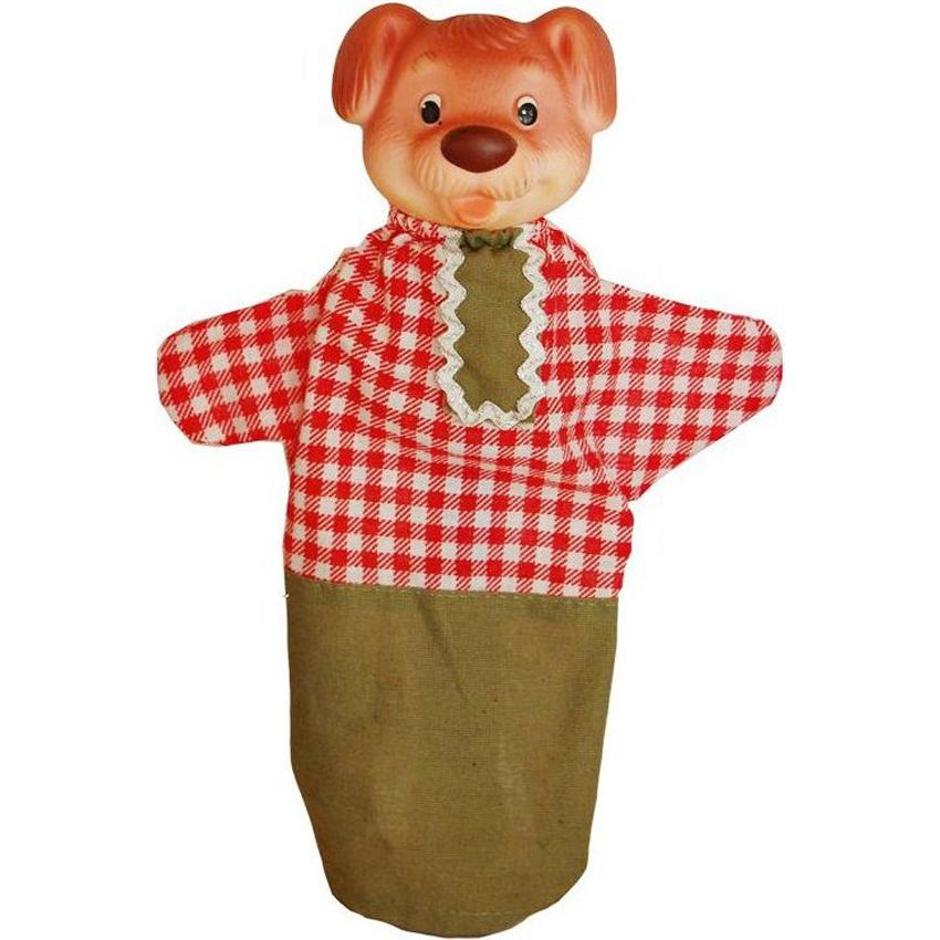 Кукла-перчатка – Собака, 28 смДетский кукольный театр <br>Кукла-перчатка – Собака, 28 см<br>