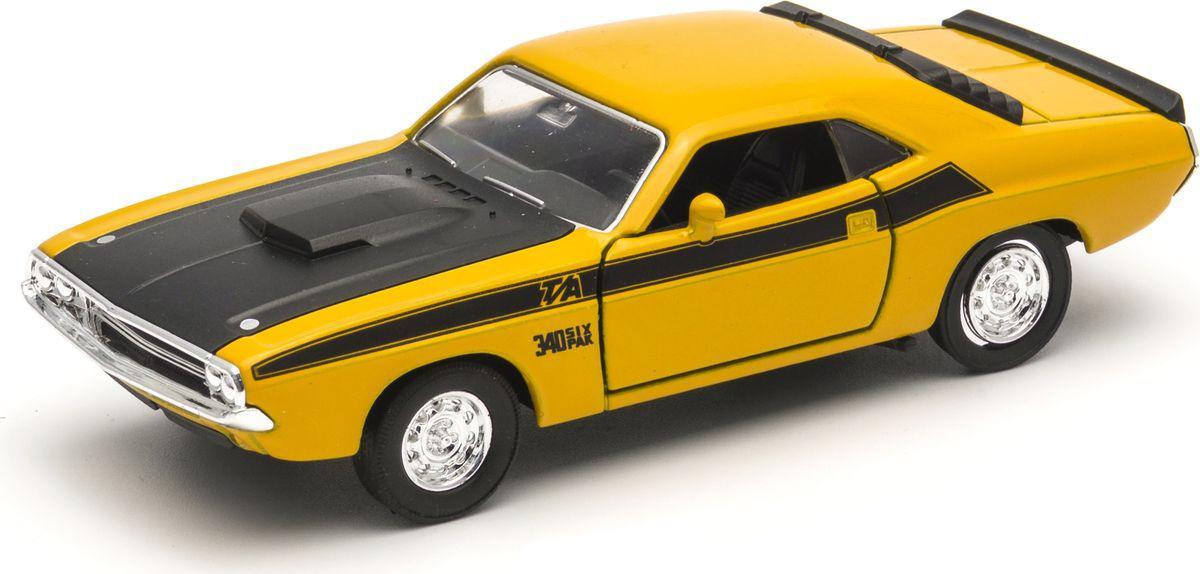 Модель винтажной машины Dodge Challenger 1970Винтажные модели<br>Модель винтажной машины Dodge Challenger 1970<br>