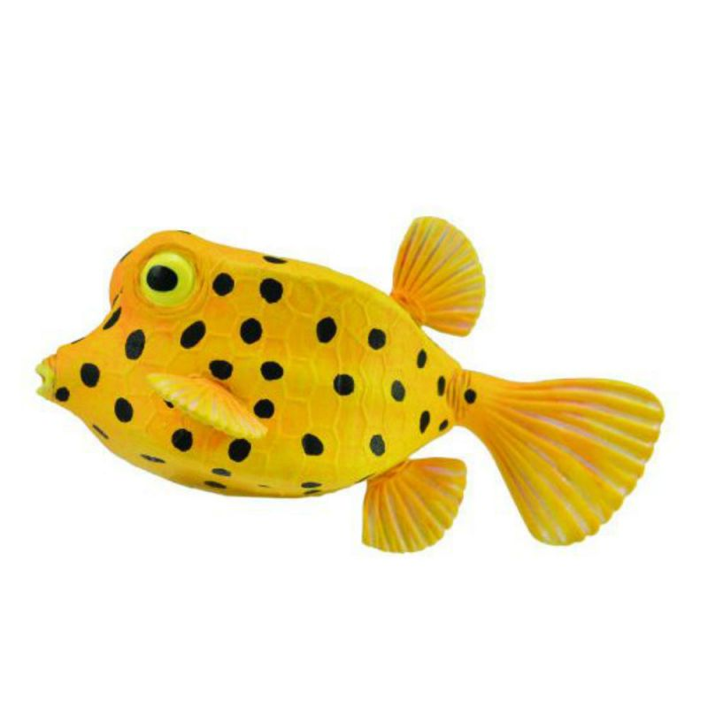 Фигурка Рыбка-коробка, размер SМорской мир (Sea life)<br>Фигурка Рыбка-коробка, размер S<br>