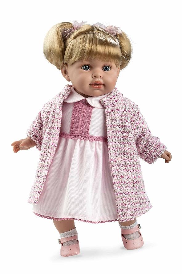 Купить Кукла из серии Elegance в одежде, с соской и звуком, 42 см., Arias