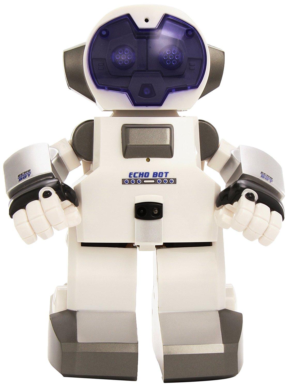 Интеллектуальный робот Silverlit ECHO, свет, звукРоботы, Воины<br>Интеллектуальный робот Silverlit ECHO, свет, звук<br>