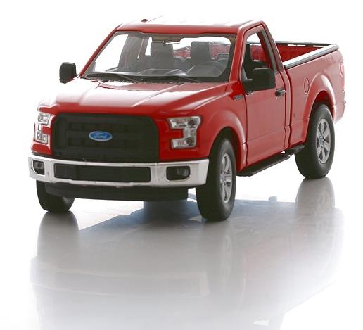 Коллекционная модель Ford F-150, масштаб 1:24Ford<br>Коллекционная модель Ford F-150, масштаб 1:24<br>