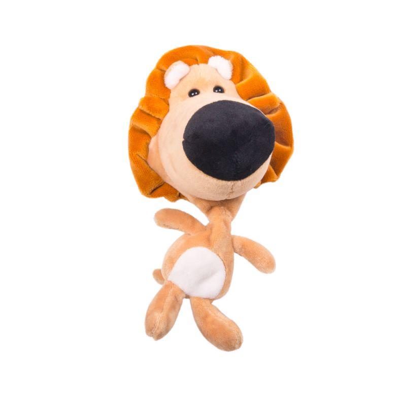 Купить Мягкая игрушка-подвеска - Лев, 20 см, Button Blue