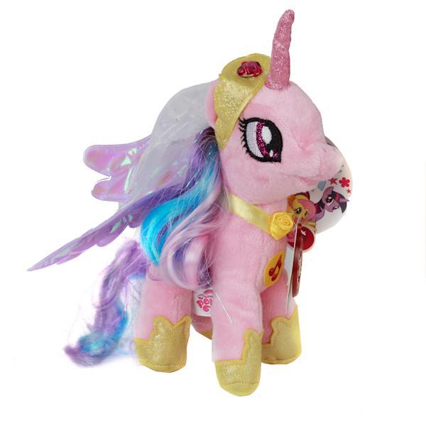 Озвученная мягкая игрушка - My Little Pony - Принцесса Каденс, 18 смМоя маленькая пони (My Little Pony)<br>Озвученная мягкая игрушка - My Little Pony - Принцесса Каденс, 18 см<br>
