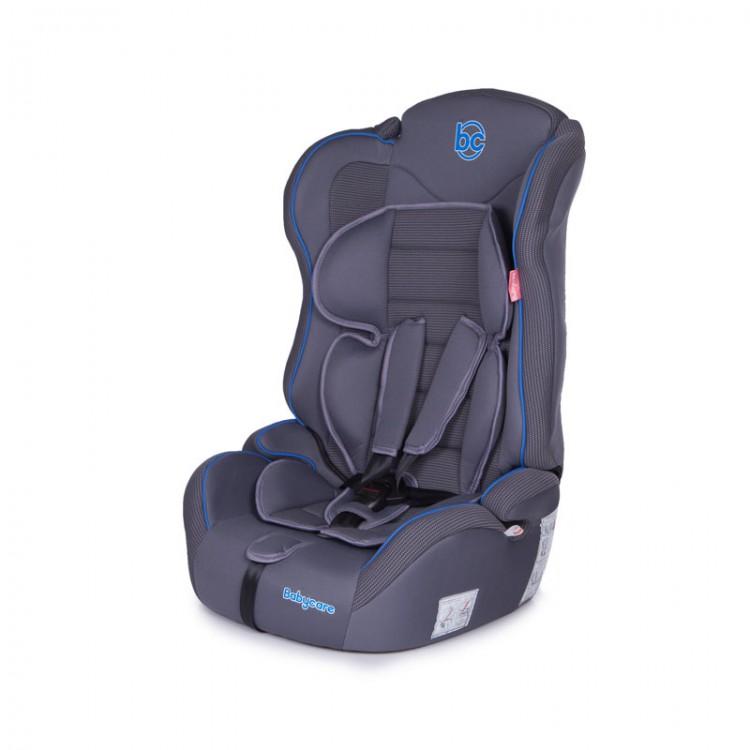 Детское автомобильное кресло Upiter Plus группа I/II/III, 9-36 кг., 1-12 лет, цвет – серо-голубойАвтокресла (9-45кг)<br>Детское автомобильное кресло Upiter Plus группа I/II/III, 9-36 кг., 1-12 лет, цвет – серо-голубой<br>