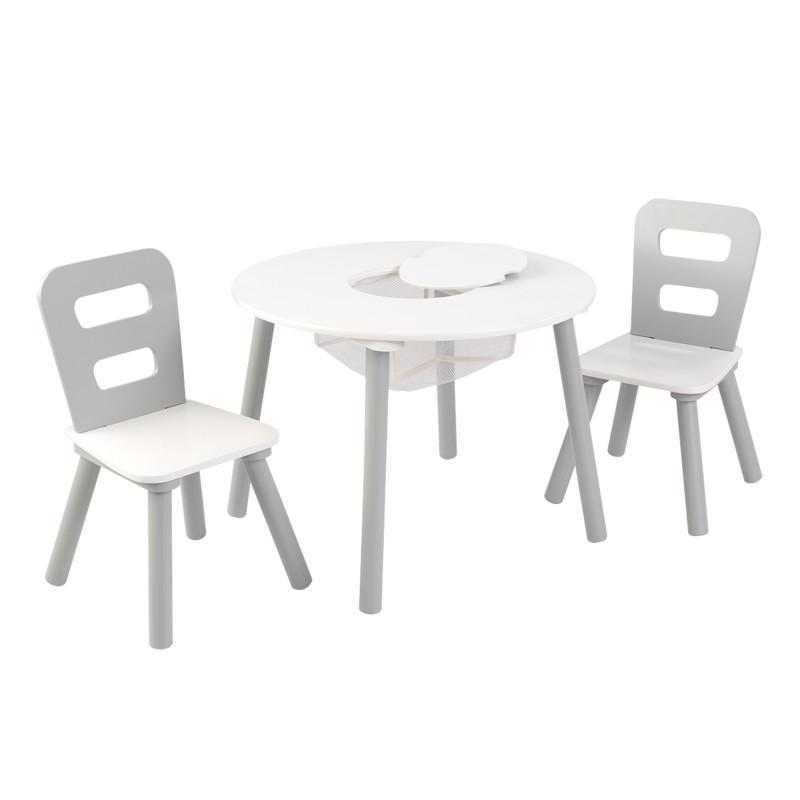 Купить Набор детской мебели - Стол и 2 стула - Сердце, KidKraft