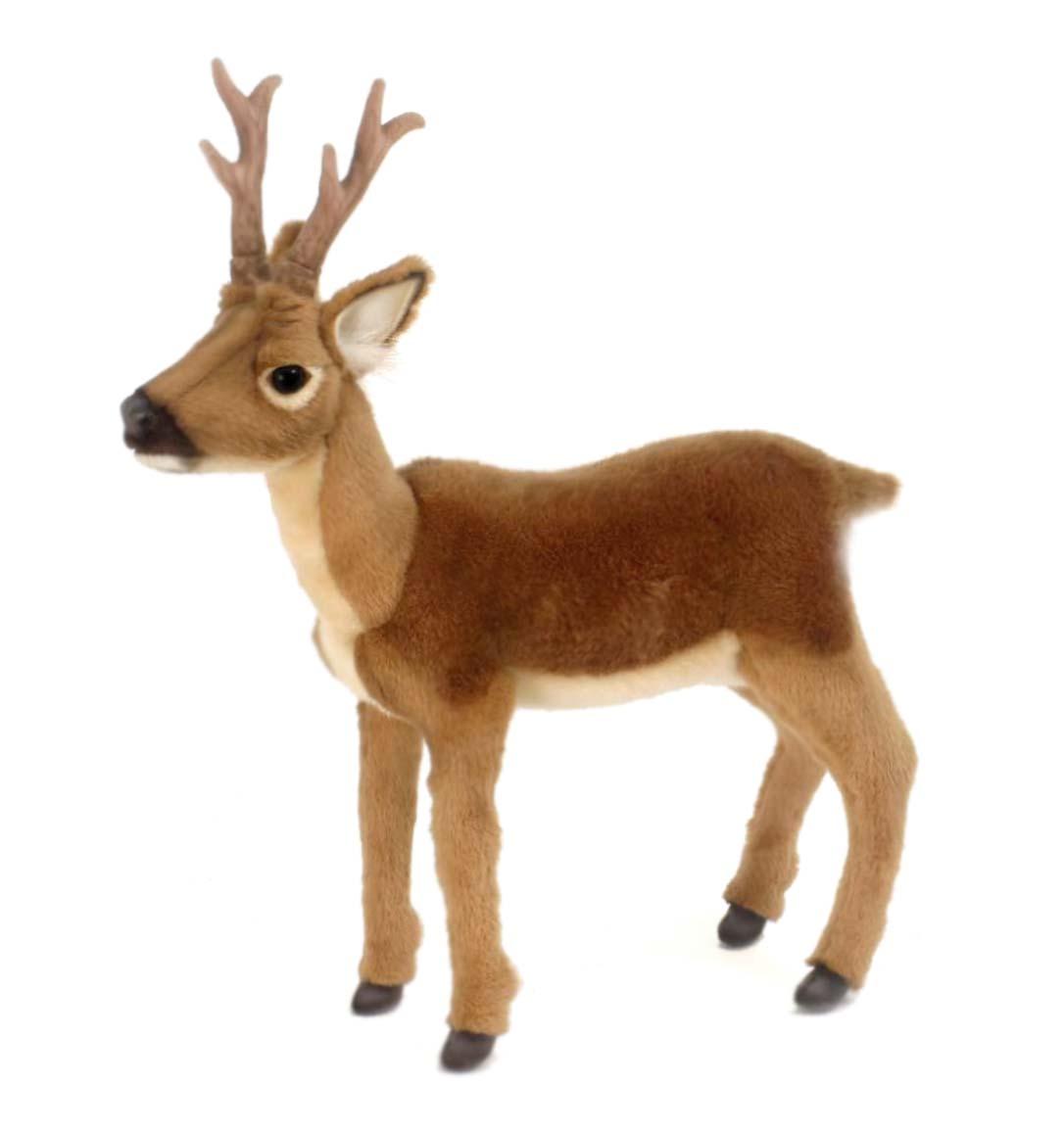Купить Мягкая игрушка – Молодой олень, 47 см, Hansa