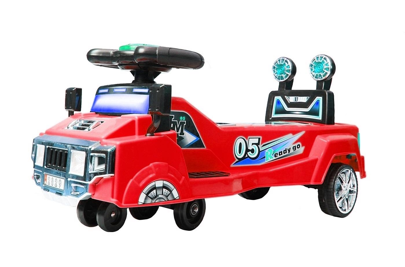 Купить Машинка-каталка Twister red Y-Scoo, 3701RT