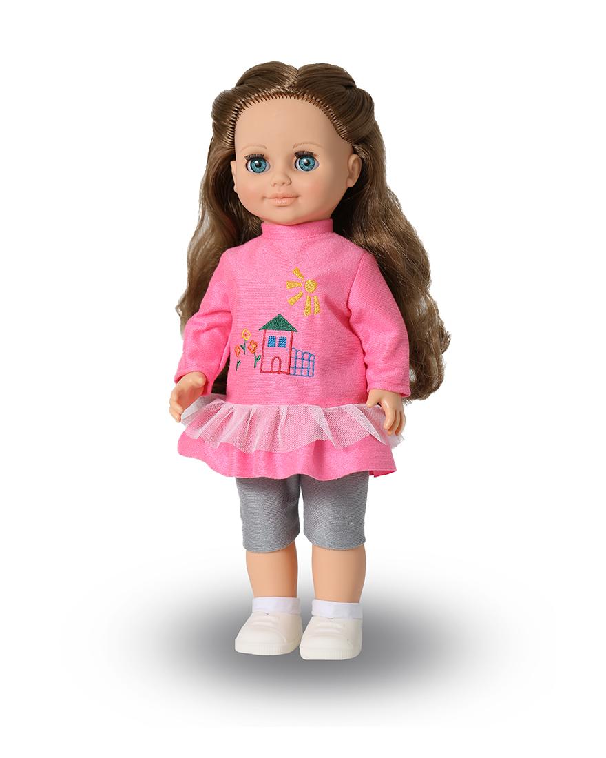 Озвученная кукла - Анна 19, 42 смРусские куклы фабрики Весна<br>Озвученная кукла - Анна 19, 42 см<br>
