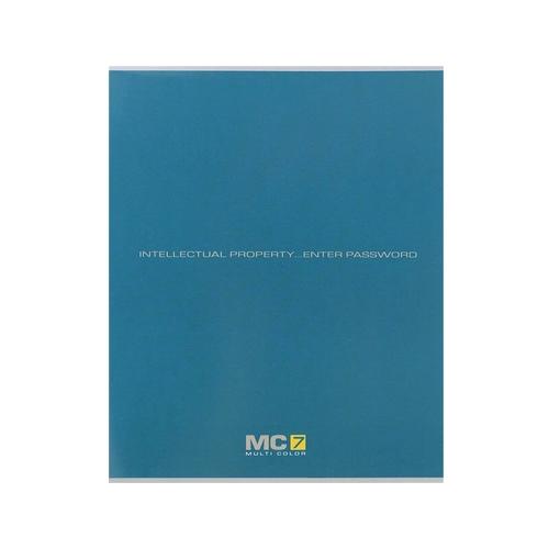 Купить Тетрадь в клетку MC-7, 96 листов, Полиграфика