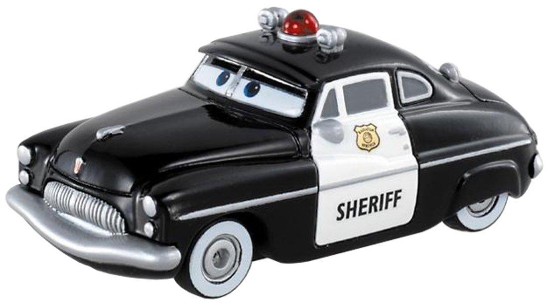 Коллекционная машинка из мультфильма Тачки - ШерифCARS 3 (Игрушки Тачки 3)<br>Коллекционная машинка из мультфильма Тачки - Шериф<br>