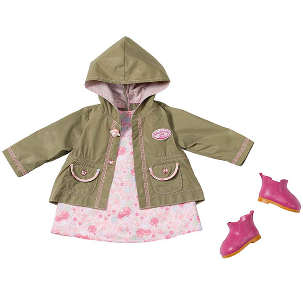 Одежда демисезонная для куклы Baby Annabell от Toyway