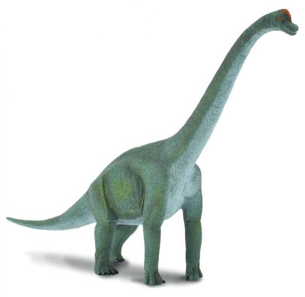 Фигурка брахиозавра, большогоЖизнь динозавров (Prehistoric)<br>Фигурка брахиозавра, большого<br>