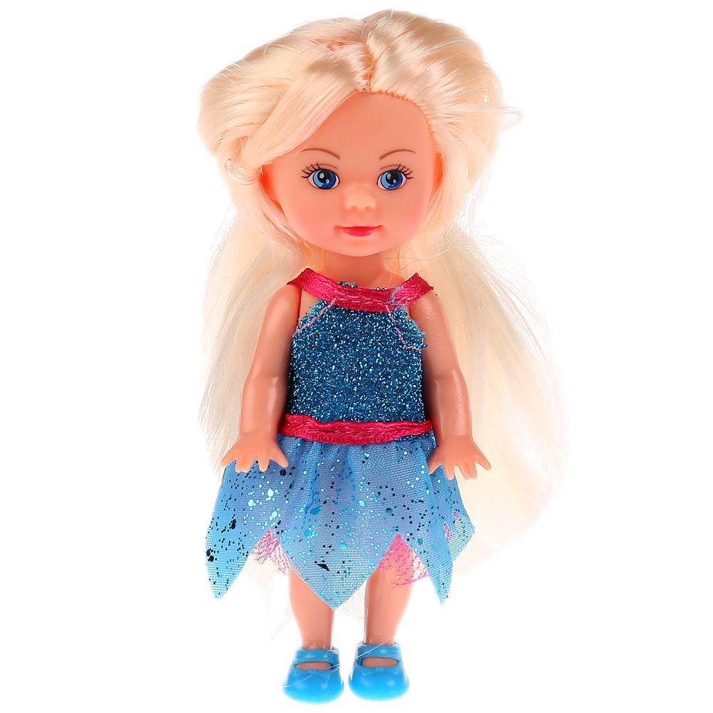 Купить Кукла Машенька фея, 12 см, Карапуз