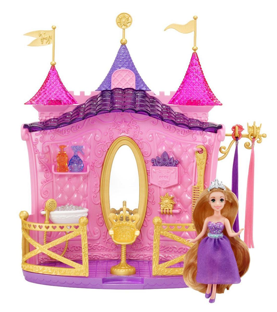 Купить Игровой набор с мини-куклой и аксессуарами - Создай прическу, Mattel