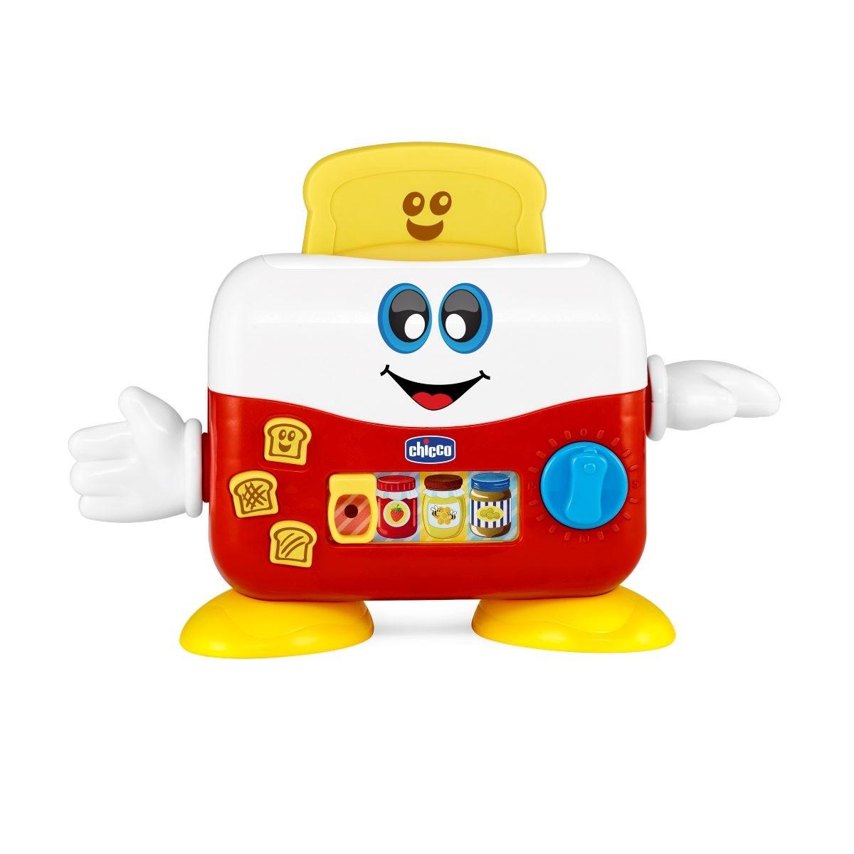 Музыкальная игрушка - Mister ToastАксессуары и техника для детской кухни<br>Музыкальная игрушка - Mister Toast<br>