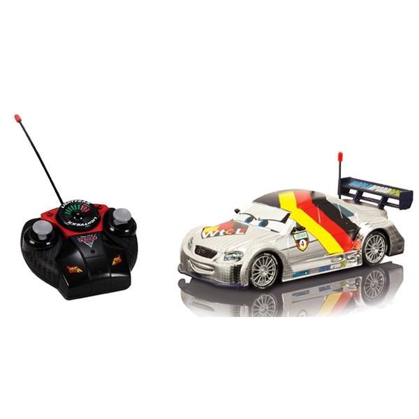 Машинка на радиоуправлении Макс Шнель из серии Тачки, 1:24, 18 см.CARS 3 (Игрушки Тачки 3)<br>Машинка на радиоуправлении Макс Шнель из серии Тачки, 1:24, 18 см.<br>