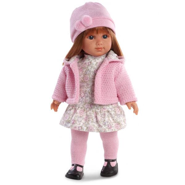 Кукла Елена 35 смИспанские куклы Llorens Juan, S.L.<br>Кукла Елена 35 см<br>