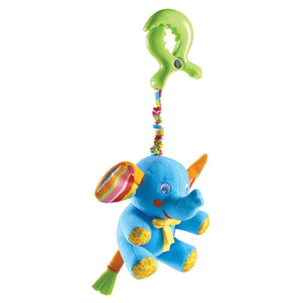 Купить Подвесная игрушка Слоненок ЭЛЛ, Tiny Love