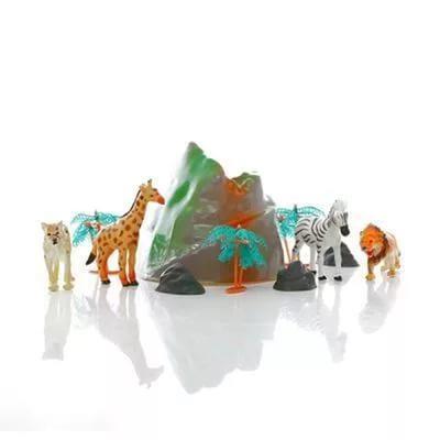 Игровой набор диких зверейДикая природа (Wildlife)<br>Игровой набор диких зверей<br>