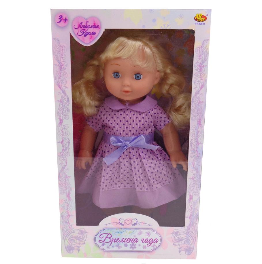 Кукла Весенний вальс из серии Времена года, 35 см )Пупсы<br>Кукла Весенний вальс из серии Времена года, 35 см )<br>