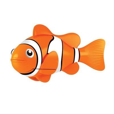 Оранжевая РобоРыбка Клоун - Игрушки для ванной, артикул: 23518