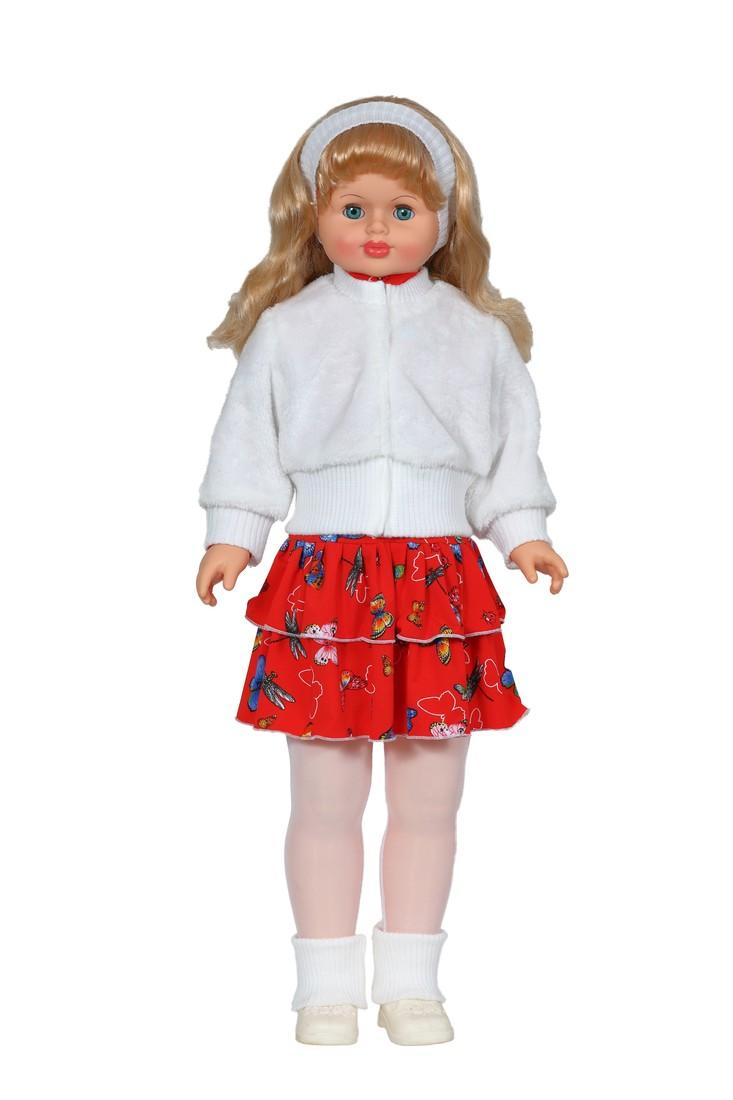 Кукла Снежана 23, со звукомРусские куклы фабрики Весна<br>Кукла Снежана 23, со звуком<br>