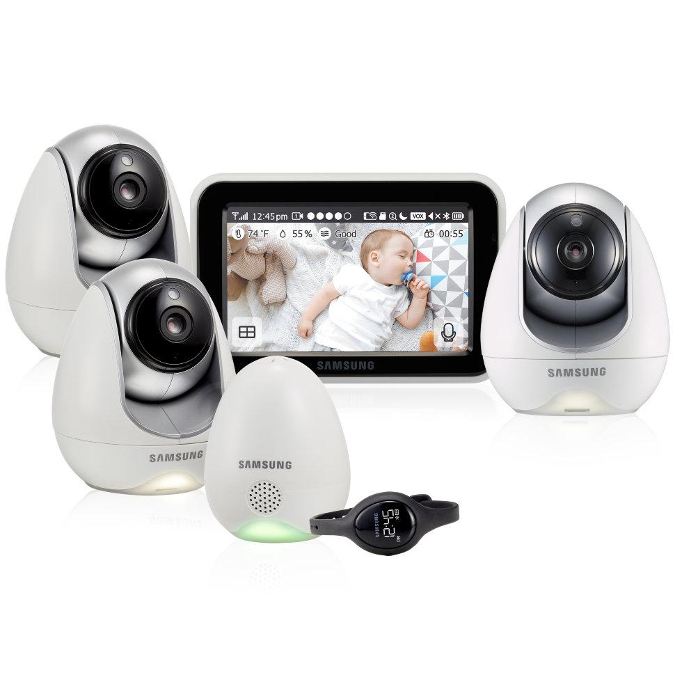 Видеоняня - Samsung SEW-3057WPX3