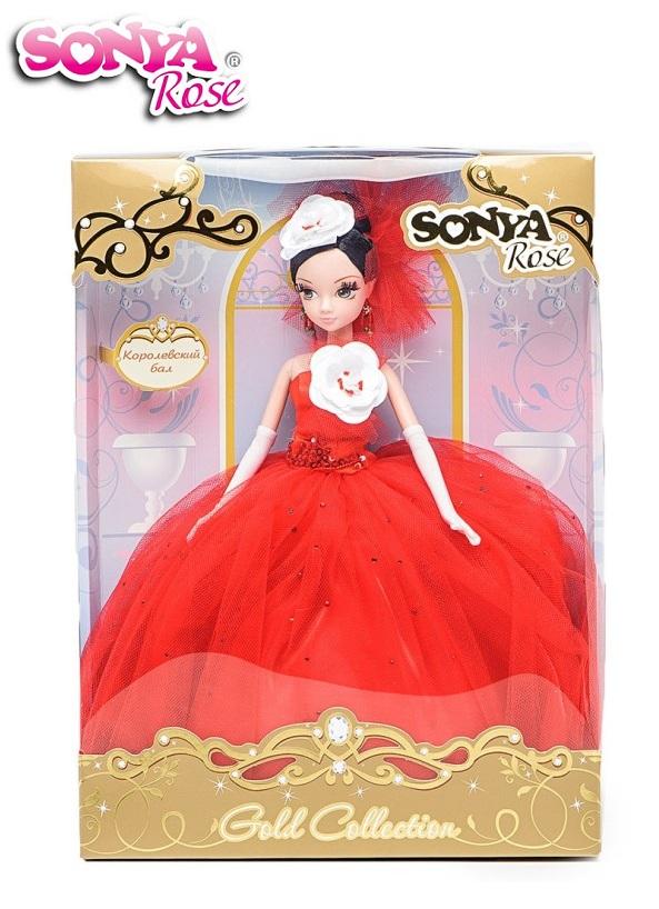 «Королевский бал» Кукла Sonya Rose «Золотая коллекция»